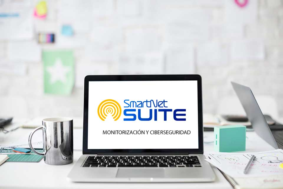 Software VPN y monitorización - SmartNetSUITE