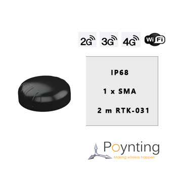 Antena 4G, Poynting Puck-2