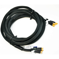 Cable alargador antena 5 metros simple, Poynting CAB-118