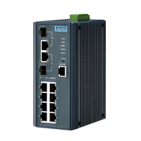 Switch gestionable 8 puertos /100/1000, EKI 7710E-2CI