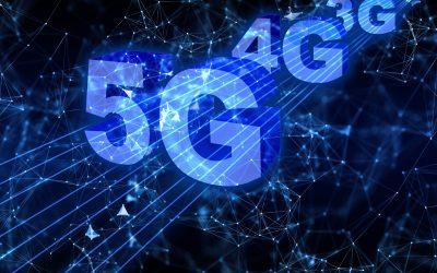 Tecnología 5G en la industria