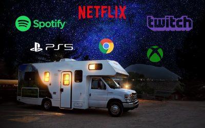 3 métodos para tener conexión a Internet o WiFi en tu caravana