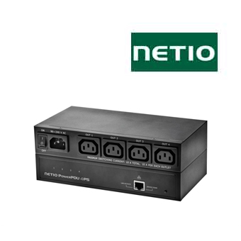 Regleta inteligente Netio powerPDU 8qs